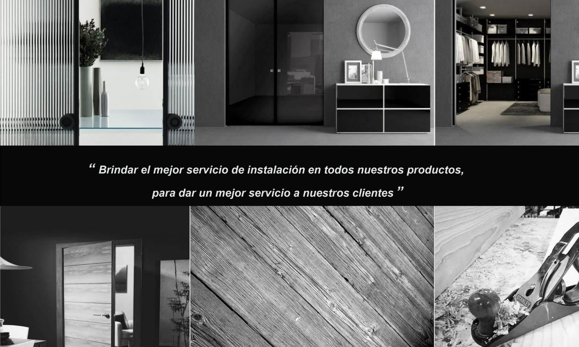 Brindar el mejor servicio de instalación en todos nuestros productos, para dar un mejor servicio a nuestros clientes.